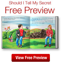 Should I Tell My Secret - Free Preview